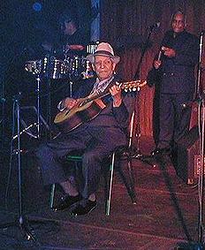 Im Alter von über 90 Jahren kam er noch mal ganz groß raus: Compay Segundo