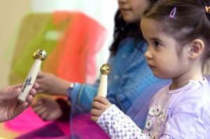 Rythmikstunden für 1- bis 3-Jährige