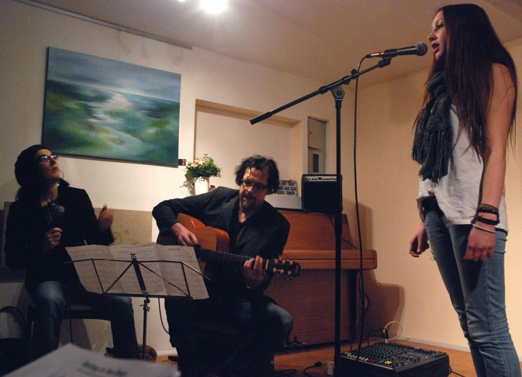 Gesangsunterricht im Kölner Norden