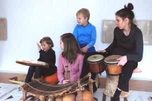 Lernmusiktherapie eignet sich für Kinder, Jugendliche und Erwachsene jeden Alters
